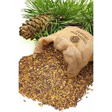 Скорлупа кедрового ореха (полипропиленовый мешок 20-25 кг)